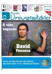 Fonseca - Mundo Universitário