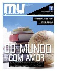 14.05.2012 - Mundo Universitário