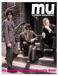 Na esplanada com os Beastie Boys - Mundo Universitário