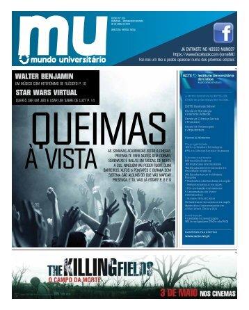 30.04.2012 - Mundo Universitário