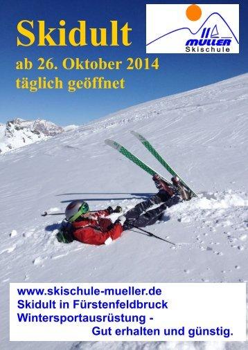 Skidult Skischule Müller