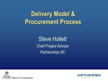 Delivery Model & Procurement Process