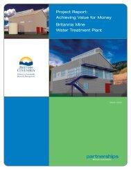 Project Report - Partnerships British Columbia