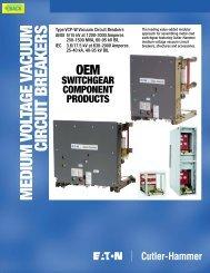 Appendix 2G – Part 2: Power Distribution Cut Sheets