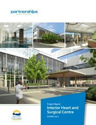 Interior Heart and Surgical Centre - Partnerships British Columbia