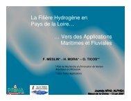 La Filière Hydrogène en Pays de la Loire… - Association française ...