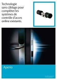 Aperio - ASSA ABLOY