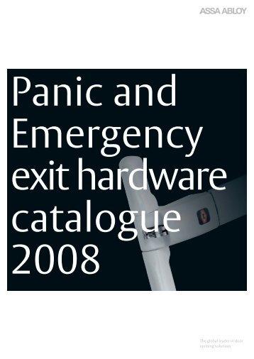 Panic exit devices - Ceco Door Products  sc 1 st  Yumpu & Decorative Doorways Brochure - Ceco Door Products