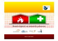 Brandveiligheid van industriële gebouwen - Infosteel