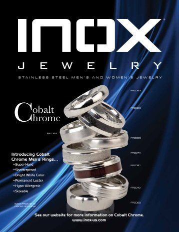 obalt hrome - Inox Jewelry