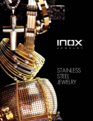 Live - Every moment - Inox Jewelry