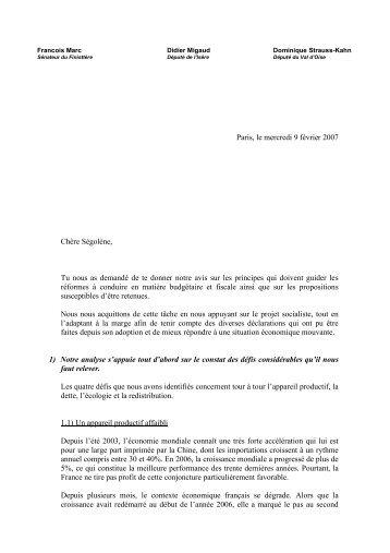 Le rapport - Le Monde