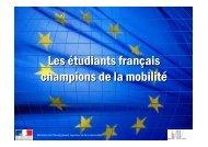 Présentation erasmus 3 - Ministère de l'enseignement supérieur et ...