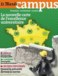 Campus - Le Monde