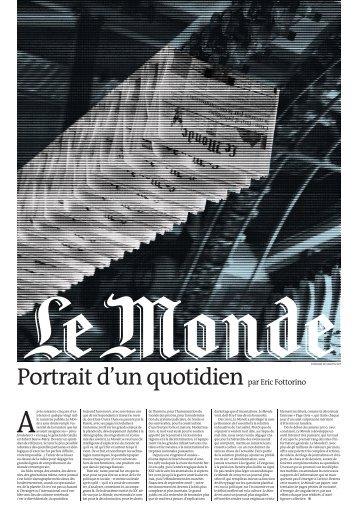 SA - Le Monde