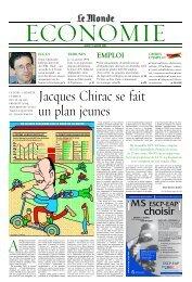 Mardi 13 janvier 2004 - Le Monde