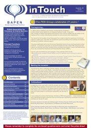 Journal Watch - from a gastroenterologist's perspective - BAPEN