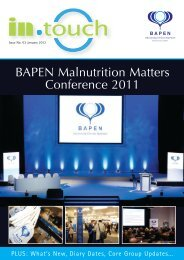 Download in PDF format - BAPEN