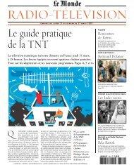 mercredi 2 3 mars - Le Monde