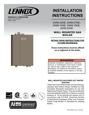 lennox g61 installation manual basic instruction manual