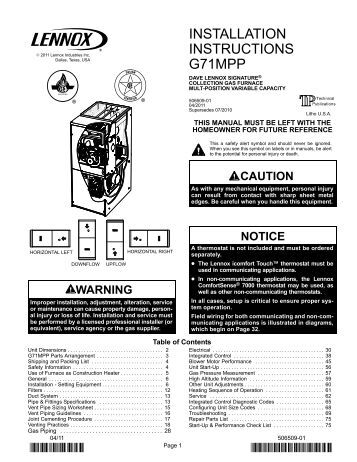 lennox warranty lookup by serial number