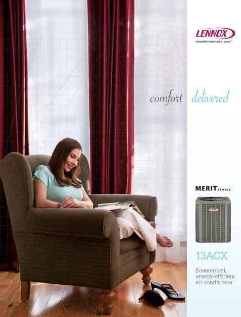 13ACX Air Conditioner - Lennox