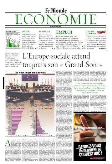 ...RENDEZ-VOUS - Le Monde