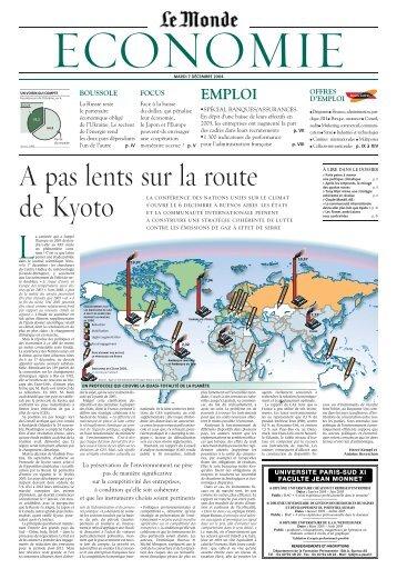 le monde eco - 1