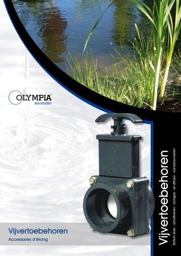 Vijvertoebehoren - Olympia Retail BV