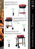Houtskoolbarbecue - Barbecue bois - Olympia Retail BV - Page 3