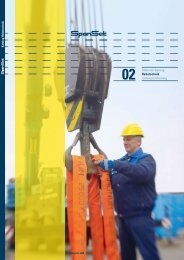 Heben-Katalog 2008 - SpanSet GmbH & Co. KG