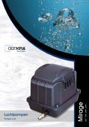 Luchtpompen - Olympia Retail BV