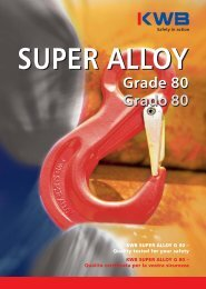 Katalog Super Alloy englisch-italienisch 206.FH11 - Mennens