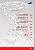 Katalog Super Alloy englisch-italienisch 206.FH11 - Mennens - Page 3