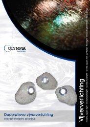 Vijververlichting - Olympia Retail BV