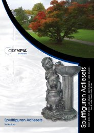 Spuitfiguren Actiesets - Olympia Retail BV