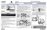 icomfort Wi-Fi Installation Manual - Lennox