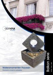 Waterornamenten Polyresin - Olympia Retail BV
