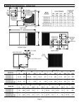 15GCSX Packaged Unit Installation Manual - Lennox - Page 2