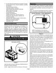 15GCSX Packaged Unit Installation Manual - Lennox - Page 5