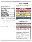 GWB8-IE Boiler Installation Manual - Lennox - Page 2