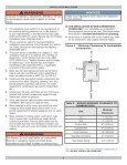 GWB8-IE Boiler Installation Manual - Lennox - Page 5