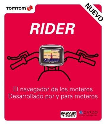 rider - TomTom