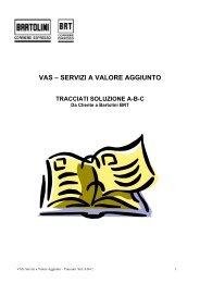 VAS – SERVIZI A VALORE AGGIUNTO - Ready Pro