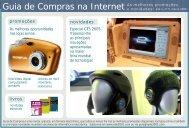Guia de Compras na Internet As melhores ... - Rede2001.com