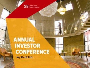 Presentation Slides - SEI