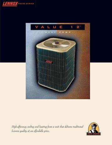 Lennox 12HPB Heat Pump.pdf