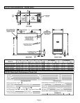 INSTALLATION INSTRUCTIONS - Lennox - Page 2