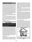 INSTALLATION INSTRUCTIONS - Lennox - Page 5