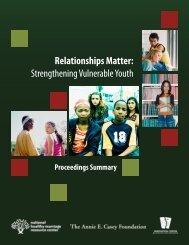 Relationships Matter - The Innovation Center